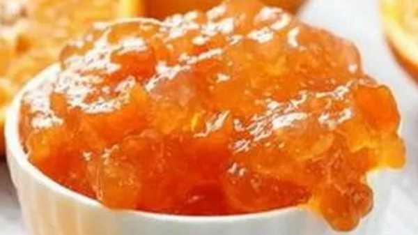 Варенье из апельсинов без кожуры