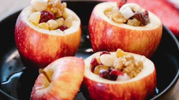 Как вкусно испечь яблоки в духовке